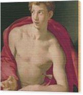 St. Sebastian Wood Print