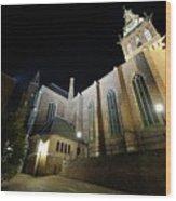 St. Steven's Church In Nijmegen Wood Print