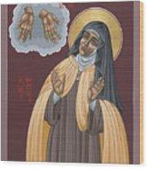 St Teresa Of Avila 177 Wood Print