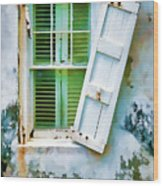 St Thomas - Window 1 Wood Print