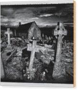 St Tudno's Church Wood Print