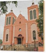 St Vincent De Paul Catholic Church Wood Print