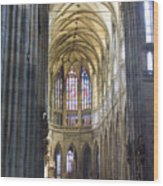St Vitus Cathedral Wood Print