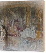 Stabian Baths - Pompeii 2 Wood Print