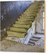 Stairway To ..... Wood Print