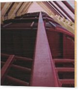 Stairway To Infinity Wood Print