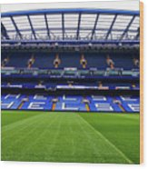 Stamford Bridge Wood Print