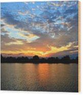 Stanton Lakes  Wood Print