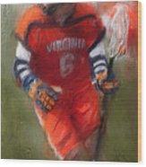 Stanwick Lacrosse 3 Wood Print