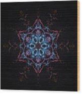 Star Birth Wood Print