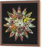 Star Flower Bouquet Creation By Navinjoshi At Fineartamerica.om Graphics Art   Elegant Interior Deco Wood Print