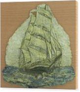 Star Of India Wood Print