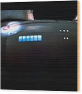 Star Trek The Motion Picture Wood Print