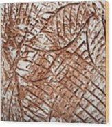 Stares - Tile Wood Print