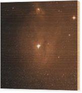 Starfield Ic4604 Wood Print