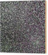 Starfield Variations 7-22-2015 #2 Wood Print