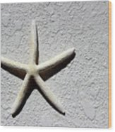 Starfish 2016 Wood Print