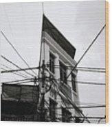 Stark Hanoi Wood Print