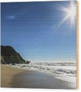 Sunny Days   Wood Print
