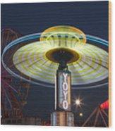 State Fair IIi Wood Print