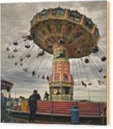 State Fair Of Oklahoma IIi Wood Print