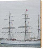 Statsraad Lehkuhl From Norway Wood Print