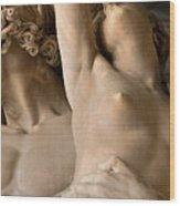 Statue In Piazza Del Signoria Florence Wood Print