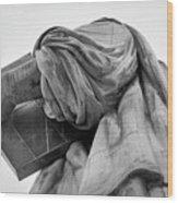 Statue Of Liberty, Arm, 2 Wood Print