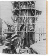 Statue Of Liberty, C1883 Wood Print