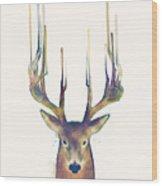 Steadfast Wood Print