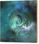 Stellar Matter Wood Print