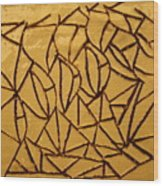 Steps - Tile Wood Print