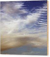 Steps To Heaven Wood Print