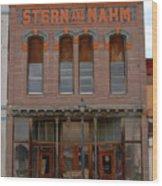 Stern And Nahm 1879 Wood Print