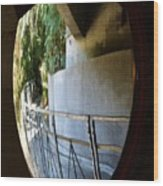 Stevens Creek Trail Wood Print