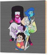 Steven Universo Wood Print