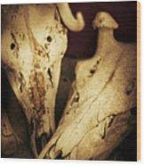 Still Death Wood Print