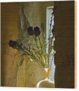 Still Image Wood Print