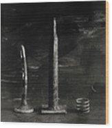 Still Life #1419 Wood Print