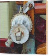 Still Life 3 Aboard Ship Wood Print
