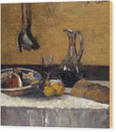 Still Life Nature Morte Wood Print