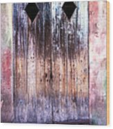 Still Standing In New Orleans Wood Print