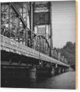 Stillwater Bridge  Wood Print