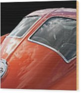 Stingray Split Window 1963 Wood Print