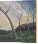 St.joseph Wood Print