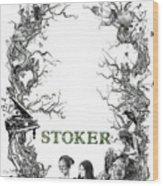Stoker Wood Print