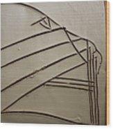 Stone - Tile Wood Print