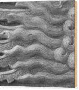 Stone Work Wood Print