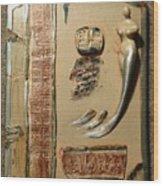 Stoneware Mural Wood Print