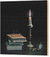 Stories In The Dark Wood Print